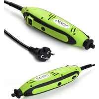 Elétrica mini broca dremel ferramentas gravador para perfuração de moagem afiação corte gravura limpeza polimento lixar