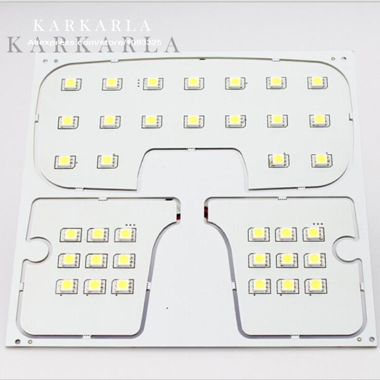 3pcs car reading lights dome lamps led interior white color suitable for hyundai ix35 light. Black Bedroom Furniture Sets. Home Design Ideas