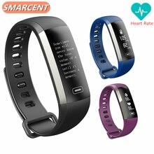 R5MAX смарт-фитнес-браслет часы интеллектуальные 50 слова информационный дисплей измерять кровяное давление пульсометр крови кислородом