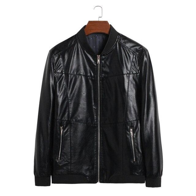 72d58427b223e Piel de la chaqueta de cuero de los hombres capa de cuero para hombre  chaquetas de