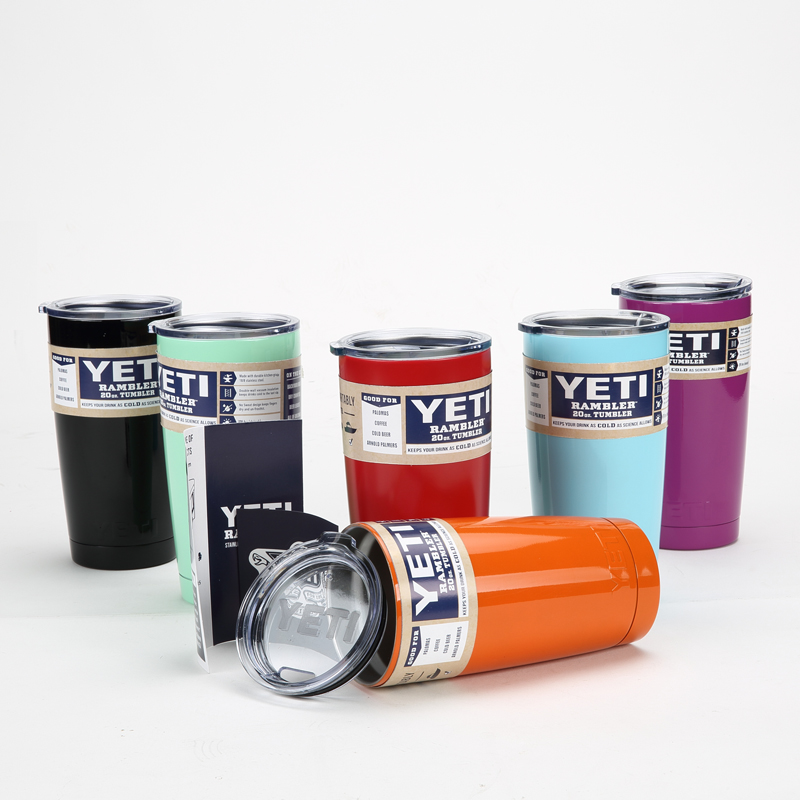 <font><b>Yeti</b></font> Cooler Stainless Steel Insulation <font><b>Cup</b></font> <font><b>Yeti</b></font> <font><b>Tumbler</b></font> <font><b>Rambler</b></font> 20 OZ <font><b>Cups</b></font> Cars Beer Mug Large Capacity Travel Coolers Pink <font><b>Cup</b></font>