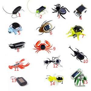 Insect Solar toys Solar grassh