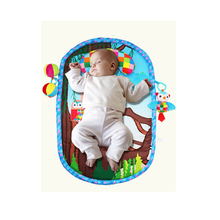 Baby Play Mat Gym Activity Gym with Pillow 86*56 CM