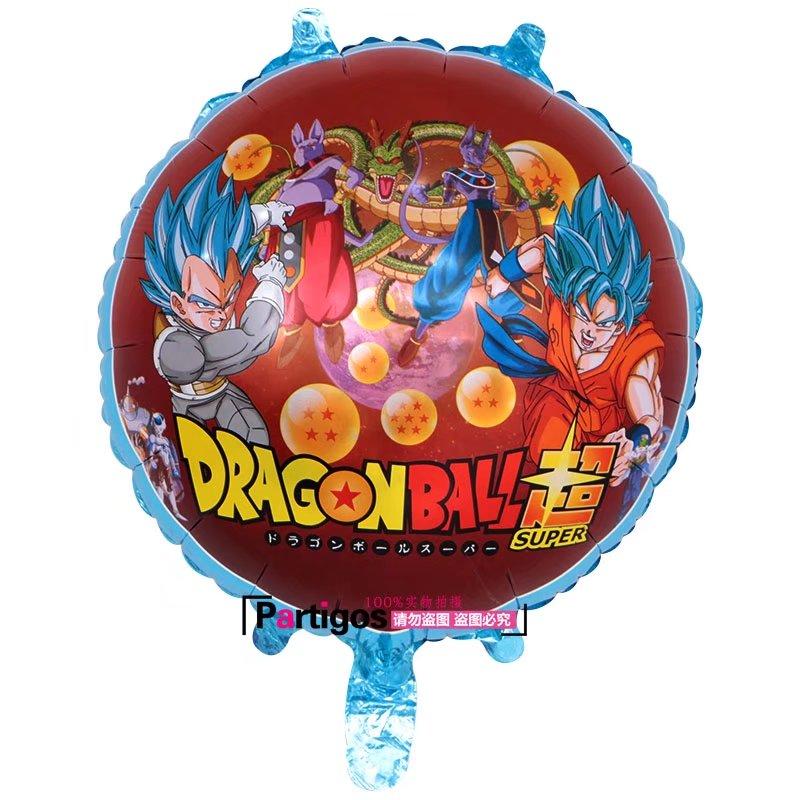 Dragon Ball Z Birthday Party Supplies Home Decor Ideas