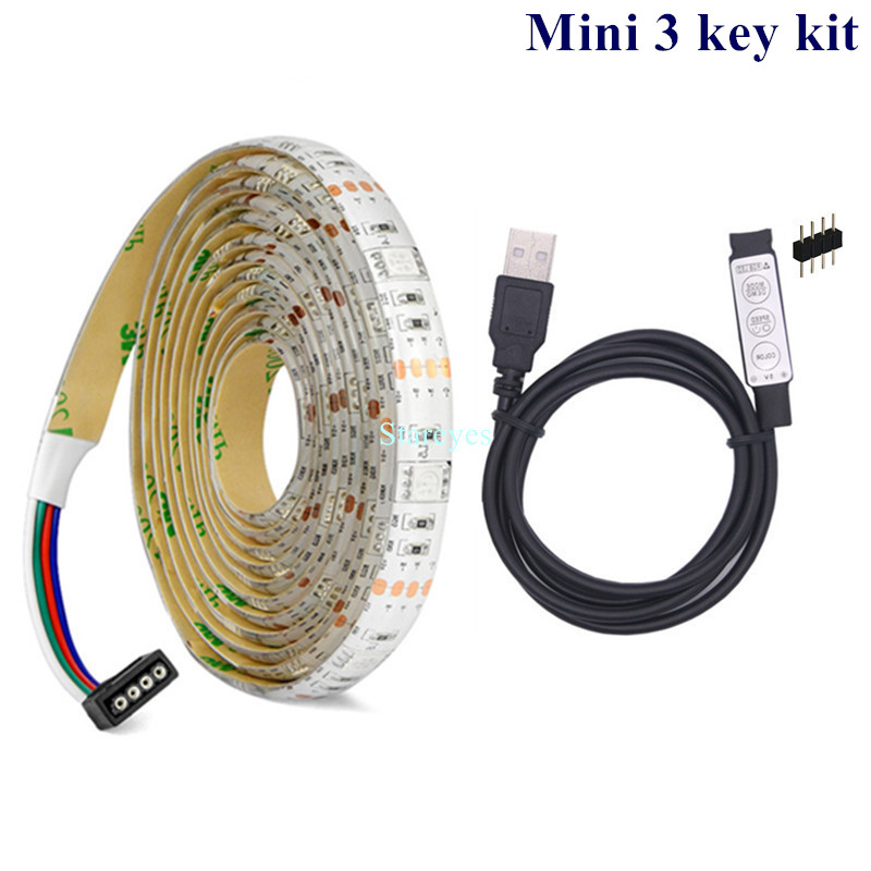 White PCB Mini 3 Key