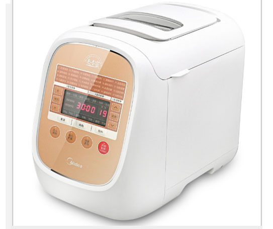 Automatico macchina per il pane intelligente baker 3 di cottura opzioni di colori brindisi macchina Family in Store