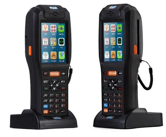 USB Handheld Android EFT POS credit card payment Terminal Three-proof PDA / Handheld terminals built in