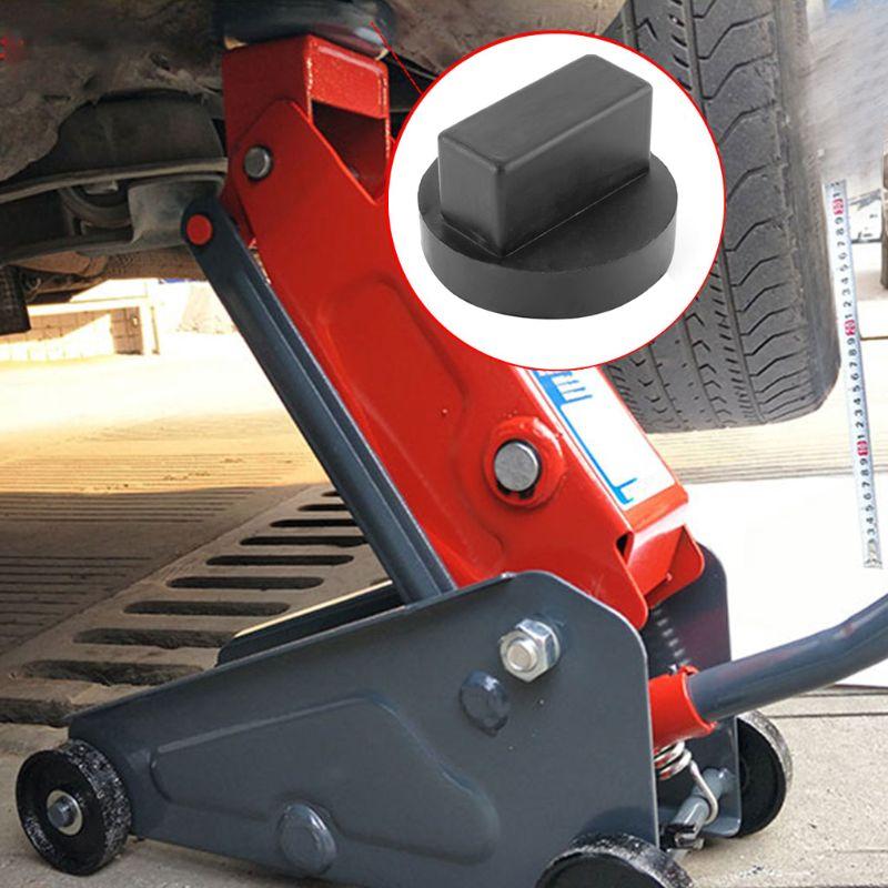 Rubber Jack Pad For Mercedes Enhanced Jack Regular Car Block 4 Support Type Frame Rail Adapter
