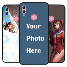 Honor 10 Youth case Custom Personalized Make your Photo pattern images Hard Body Soft Side Phone Case Cover huaweinova3 case custom personalized make your photo pattern images hard body soft side phone case cover