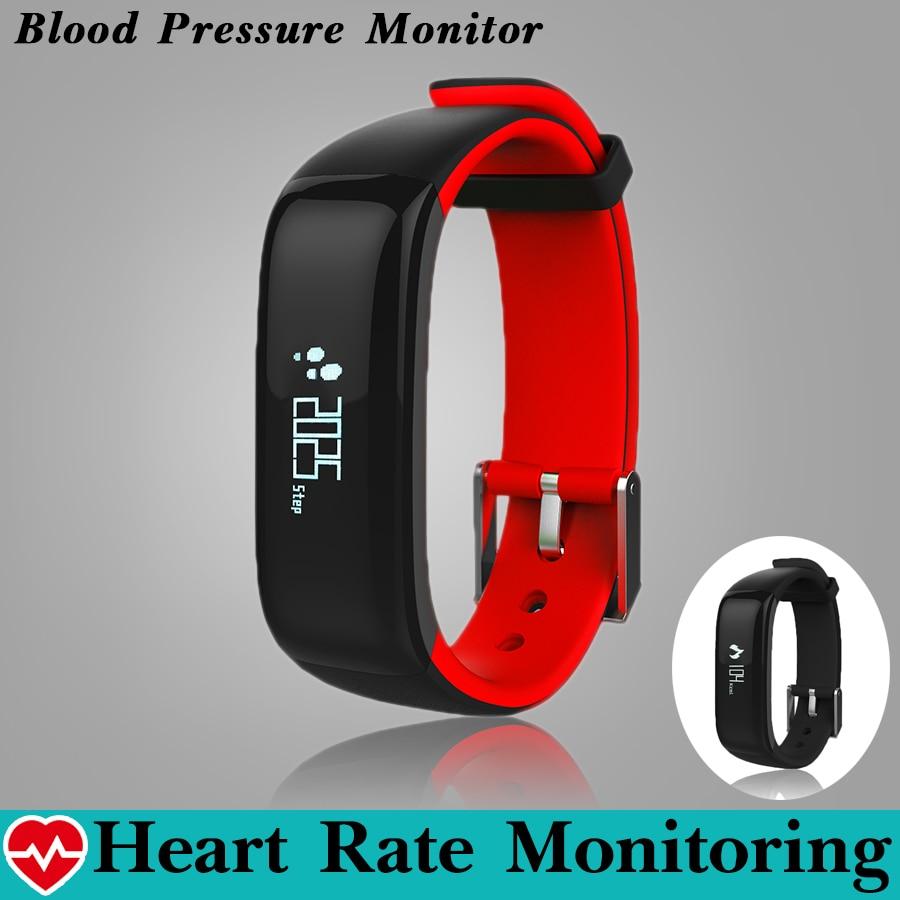 imágenes para Traje de baño de moda de pantalla táctil bluetooth conectividad smart watch reloj de la presión arterial monitor de ritmo cardíaco smartwatch para android ios