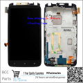 BEST quality Original LCD display &touch screen digitizer For HTC One X S720E G23 with frame test ok & tracking number