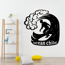 Family ocean child Wall Stickers Vinyl Waterproof Home Decoration Accessories Decals Decor