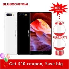 "Bluboo S1 5.5"" FHD Smartphone MTK6757 Octa Core Full Display 4GB RAM 64GB ROM Android 7.0 Dual Rear Camera 4G Mobile Phone OTG"