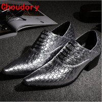 British Style Genuine Leather Party Dresses Men Loafers Velvet Slippers Mens Wedding Formal Shoes Zapatos Hombre Vestir