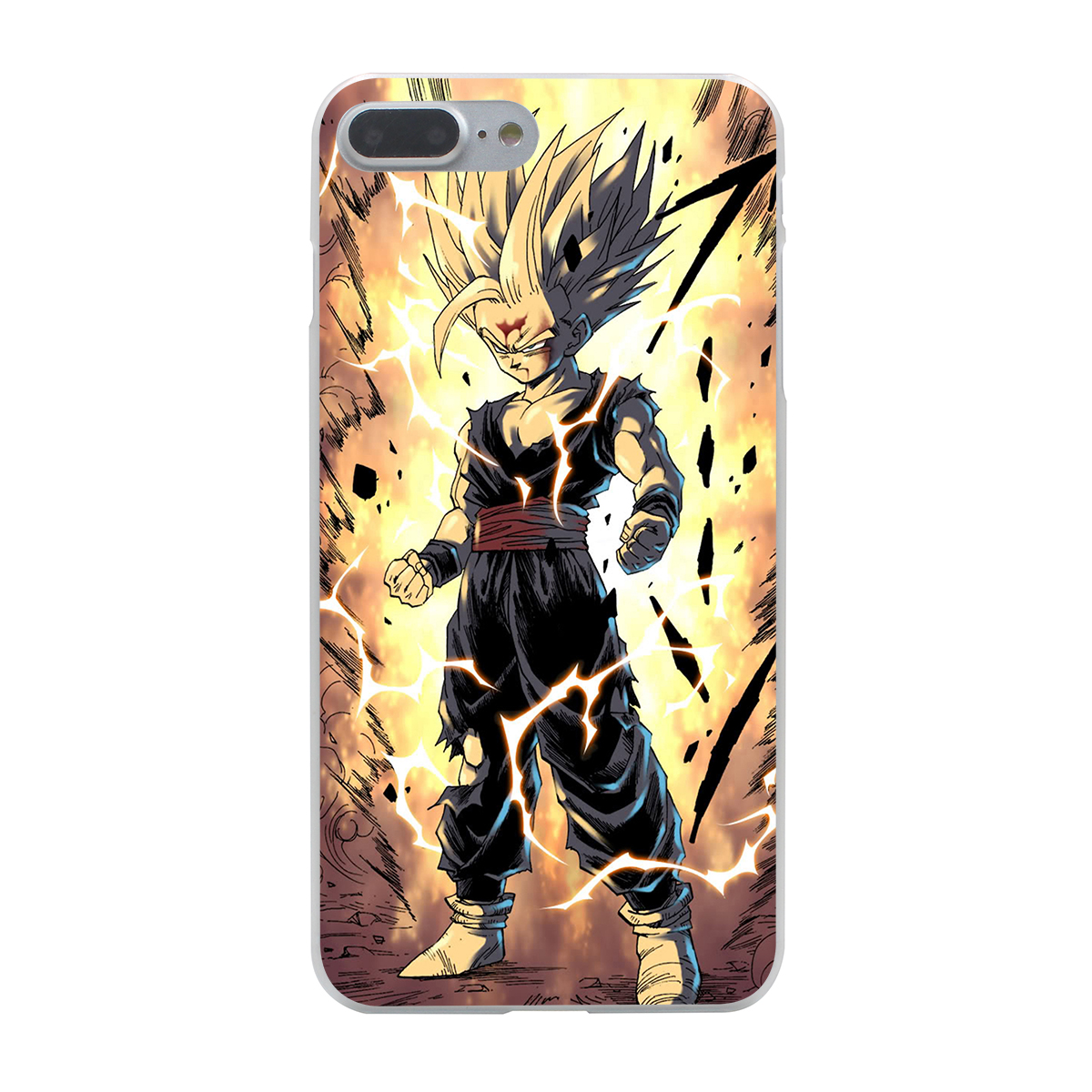 watch 73559 5df47 Lavaza Dragon Ball z super Goku Hard Phone Case for Apple iPhone 6 6s 7 8  Plus 4 4S 5 5S SE 5C Cover for iPhone XS Max XR Cases