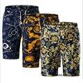Горячий продавать новая молодежная мода досуг мужчины пляж шорты летом 2016 высокое качество отдыха шорты Бесплатная доставка M-5XL