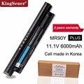 KingSener 6000 mAh Corea celular MR90Y batería para DELL Inspiron 3421, 3721, 5421, 5521, 5721, 3521, 3437, 3537, 5437, 5537 3737 de 5737 XCMRD