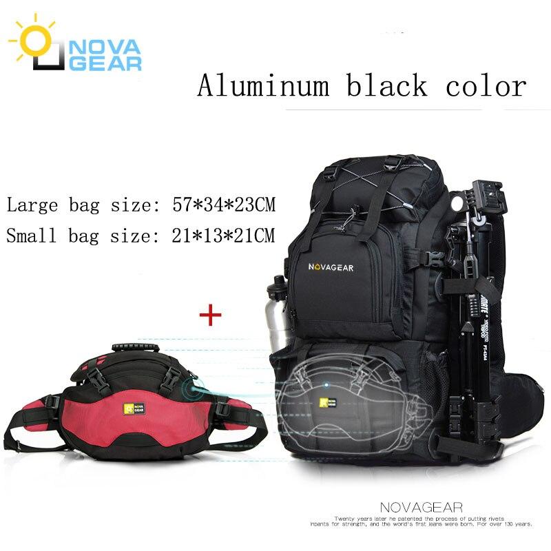 NOVAGEAR 80302 Фото сумка камера рюкзак универсальный большой ёмкость путешествия для Canon/Nikon цифровой