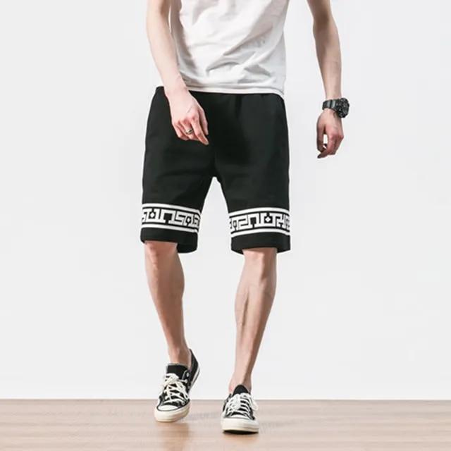 Baggy Big Size Shorts Mens Hip Hop Jogger Men Casual Shorts Hommes Gasp Harajuku Bermuda Masculina Streetwear Sweatpants 6D09