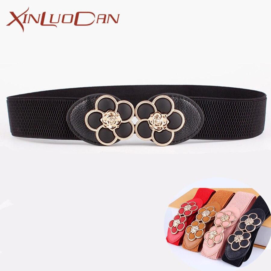 Luxury Women Belt Fashion Designer Cinch Waist Belt Rhinestone Crystal  Belts Elastic Straps Fashion Waistband Ladies Accessories f98b7693b25c