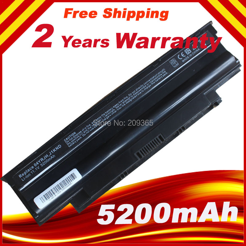 Laptop battery for Dell Inspiron N7110 M5030 M5040 M501 N4050 N5030 N5040 N5050 N4120 M501R 312-1201 451-11510 j1knd 3450