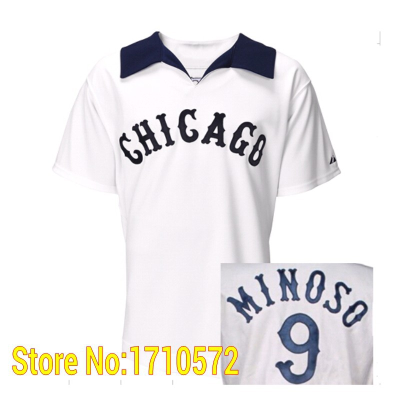purchase cheap ab69b 14e56 Jersey-in Alan Minnie The Sox Throwback Chicago Clock ...
