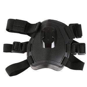 Image 2 - تبادل لاطلاق النار الكلب جلب تسخير شريط للصدر حزام الكتف جبل ل GoPro بطل 6 5 4 3 2 ل SJ4000 عمل الكاميرا