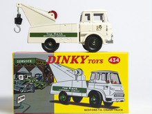 CAR MODEL ATLAS 1/43 Dinky Toys 434 BEDFORD TK CRASH TRUCK FULLY OPERATING WINCH Die-cast все цены