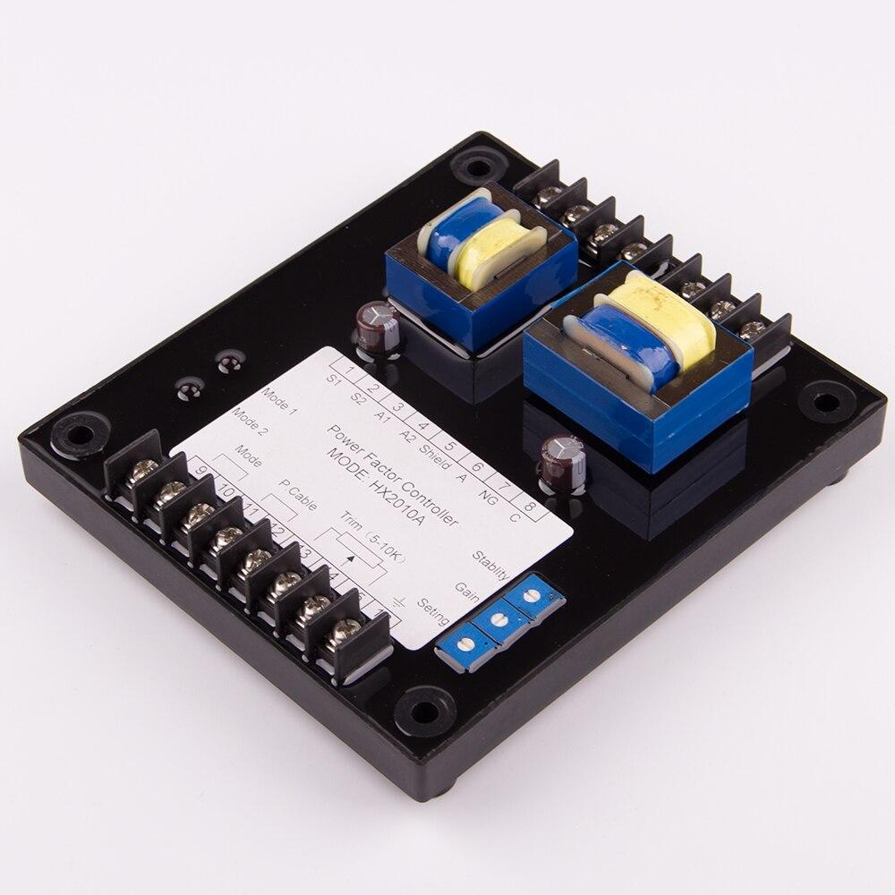 AVR HX2010A AC contrôleur de facteur de puissance parallèle régulateur économiseur Anti-surcharge correction pièces de générateur électrique accessoires - 4