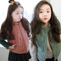 Maomaoleyenda Due lati indossare abbigliamento Per Bambini Ragazze Capispalla cappotti giubbotti panciotti bambino 2 T 3 T 4 T 5 T 6 T
