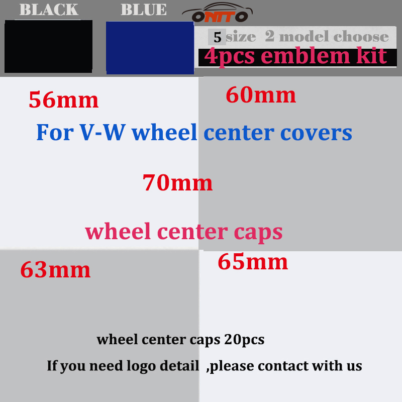 4pcs lot 56mm 60mm 63mm 65mm 70mm Auto Wheel center hub Logo Caps Wheel Accessories