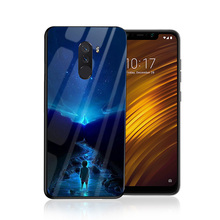 For Xiaomi Pocophone F1 Tempered Glass