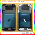 Original Repair Parts Faceplate Front Bezel Frame Panel Cover  For Samsung Galaxy Win I8552 i8550 front Housing +Button