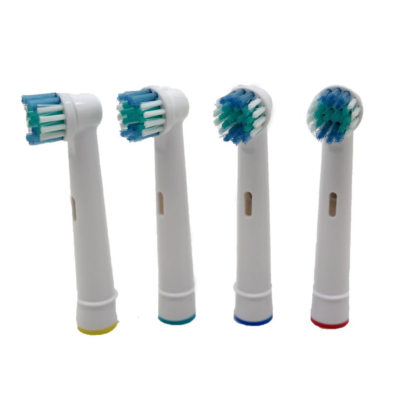 24Pcs New Fashion Tooth Brushes Head B Electric Toothbrush Replacement Heads for Oral Vitality Hygiene H7JP