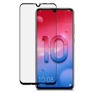 Чехол с полным покрытием для Huawei Honor 10 Lite/P Smart 2019, защитная пленка из закаленного стекла 9H, аксессуар для Honor 10 Lite