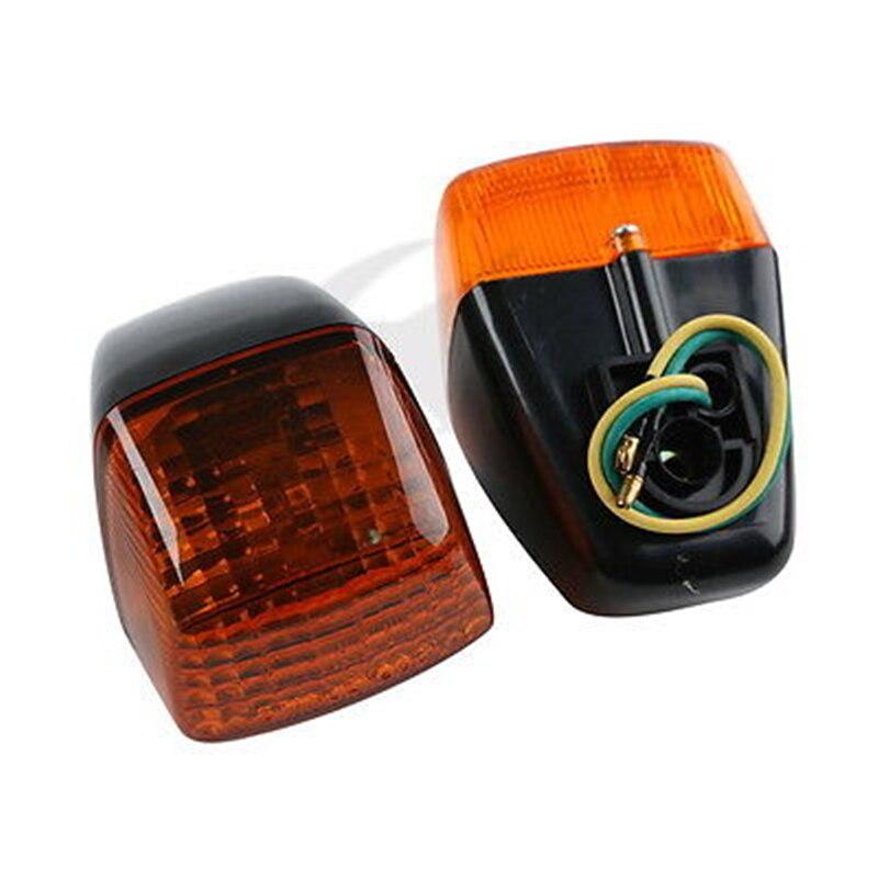 4X Turn Signal Indicator For HONDA VFR400 NC30 RVF400 NC35 CBR250 MC22 Motorcycle Accessories