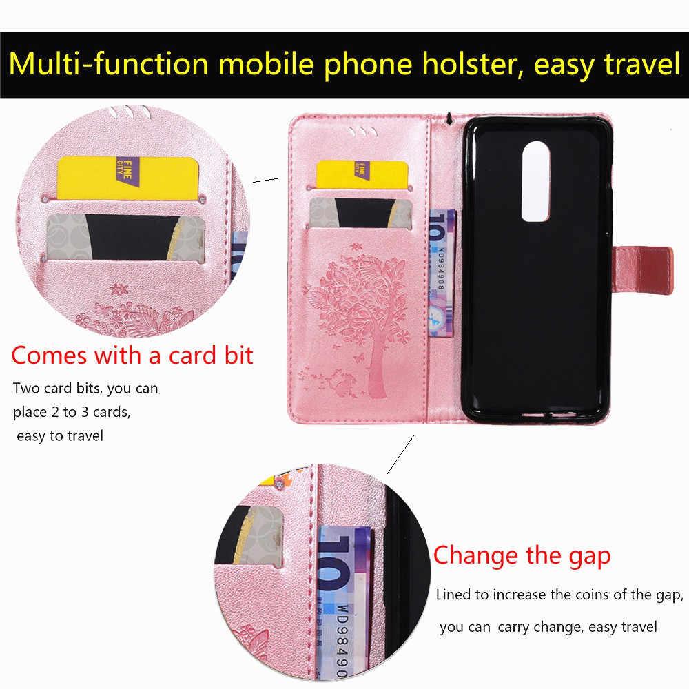 S8 S9 S10e Plus S3 S4 S5 Mini S6 S7 Borda Virar PU Caso Capa Carteira de Couro Para Samsung Galaxy nota 3 4 5 8 9 Suporte Do Telefone Bags