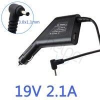 Auto ladegerät 19 v 2.1a 40 watt auto adapter laptop ladegerät für samsung notebook pa-1400-14 pa-1400-19 pa-1400-24