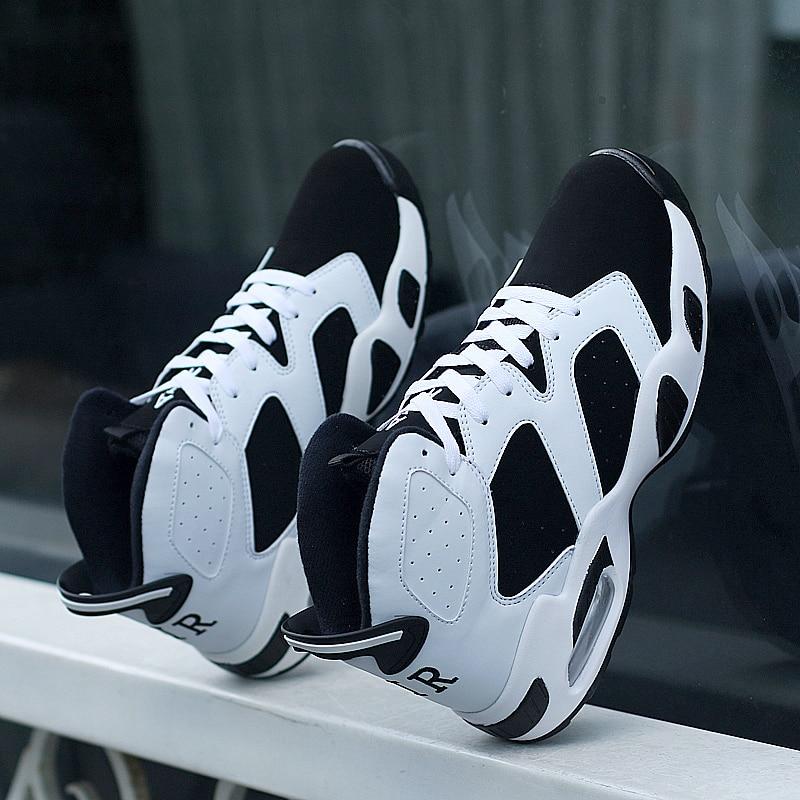 Обувь для мальчиков амортизацию Баскетбольные кеды высокой популярностью воздуха Sole Удобные Спортивная обувь открытый дешевые спортивные... ...
