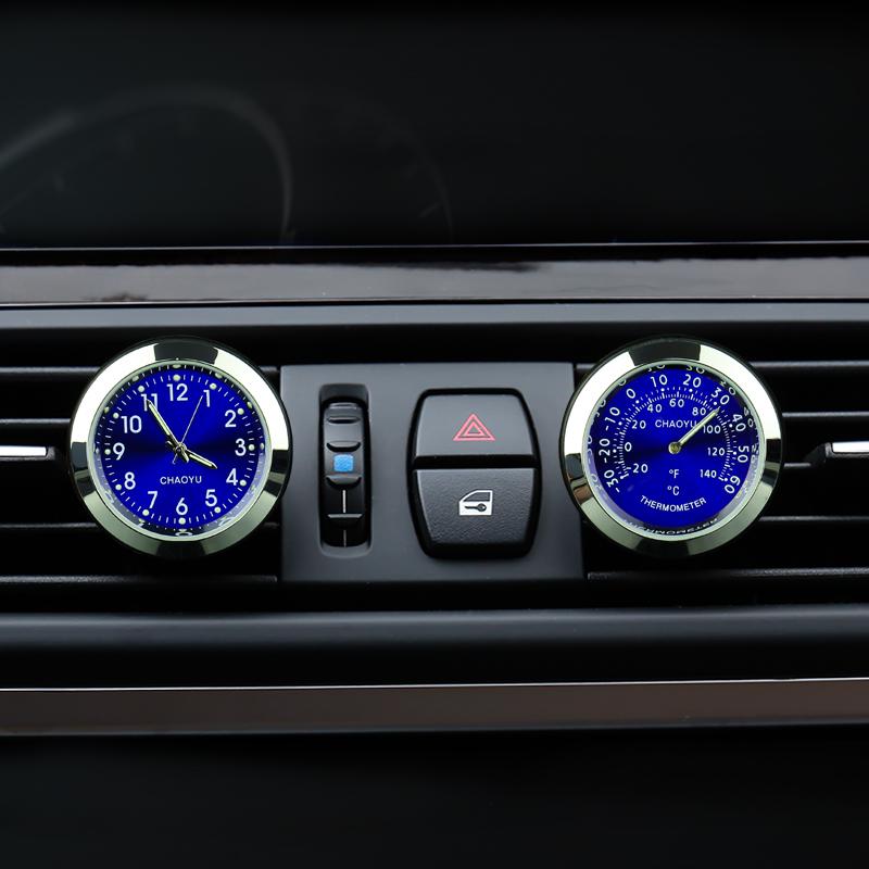 Prix pour Auto montres À Quartz style De Voiture montre Sortie D'air De Voiture Désodorisant parfums 100 d'origine pour BMW VW Golf 4 5 Mercedes Ford Honda