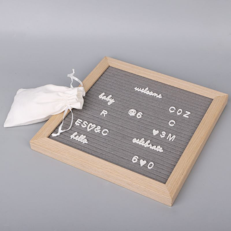 Characters For Felt Letter Board Used As Photo Clips For Changeable Letter Board