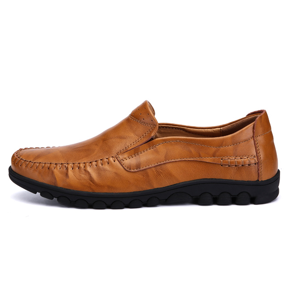 2018 Leather Sneakers Men Loafers Moccasins Fashion Causal Shoes Men Slip On Oxford Footwear Male Hot Sale genuine leather sneakers men loafers moccasins fashion causal shoes men slip on oxford footwear male brand designer high quality