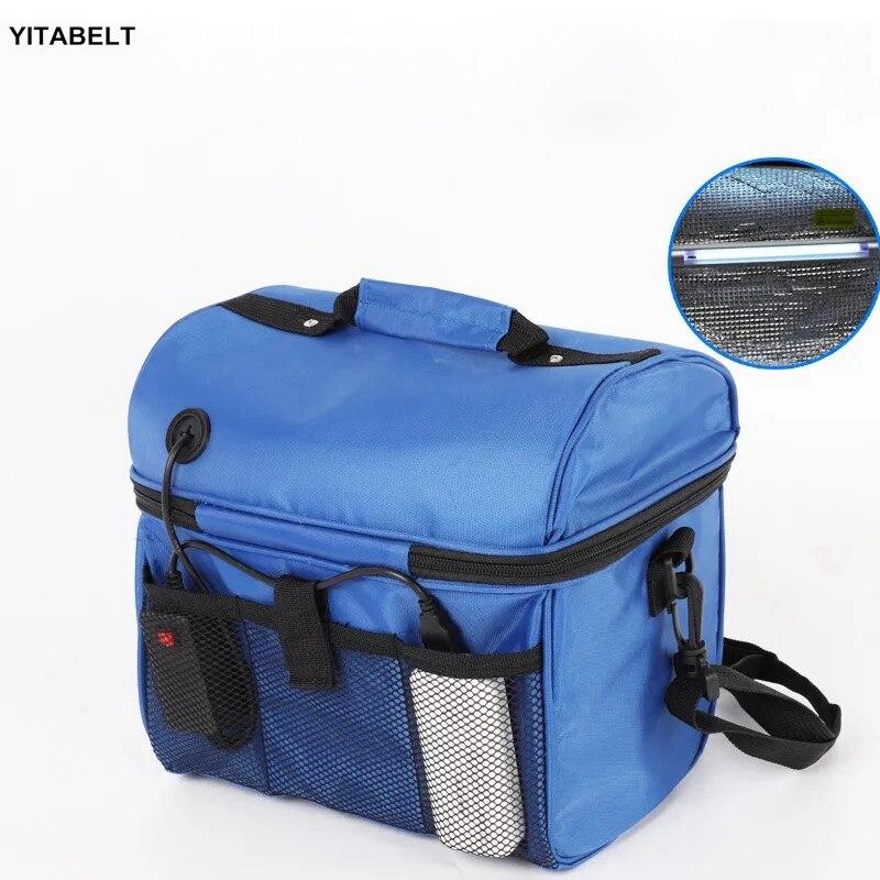 Buy Cheap Uv Sanitizer Bag Baby Bottle Toothbrush Sterilizer Outdoor Travel Sanitizer Bag Mummy Bag Exquisite Craftsmanship;