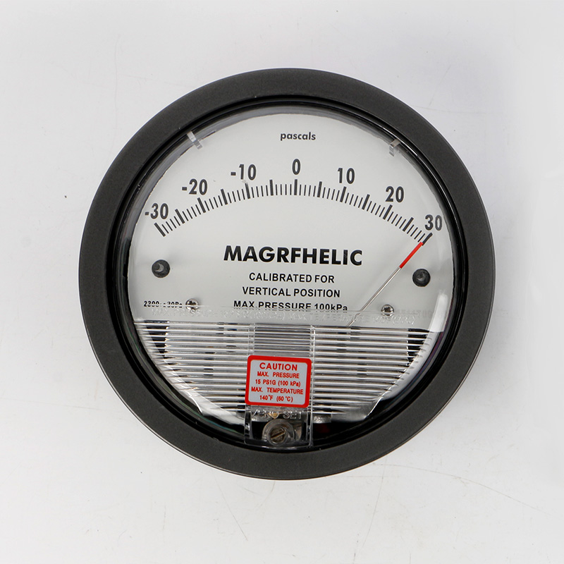 -30 To 30pa Micro Differential Pressure Gauge TE2000