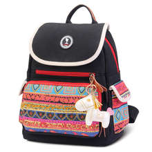 Cute Horse Present For Maternity Mother Backpack Bag Large Capacity Baby Nappy Diaper Bags For Stroller Mommy Bags For Mom Baby