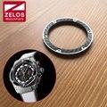 Часы 3 в 1 из углеродного волокна высокого качества  ободок для хаб hubot king power 48 мм F1 корпус для часов с автоматическим подзаводом 703. ZM.1123.NR. FMO10