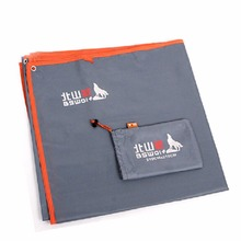 2016 Portable Folding Waterproof Picnic Mat Camping Beach Pad Outdoor Spring Picnic Baby Crawling Blanket Moisture Rug 210*210cm