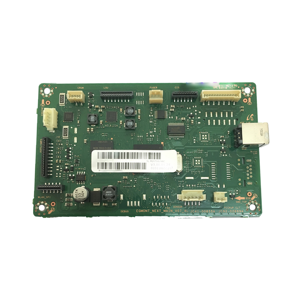 Formatter Board logic Main Board MainBoard for Samsung SL M2070F 2071 2070 2070W 2071FH 2070FW 2071FW formatter pca assy formatter board logic main board mainboard mother board for samsung sl m2070 sl m2071 2070 m2070 jc92 02688b