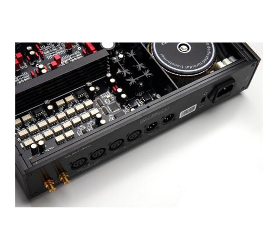 Gustard H20 Opamp Dual LM49720 Full Balanced Class A Headphone Amplifier Pre Amplifier