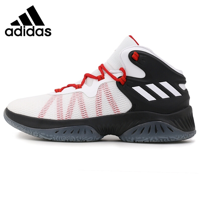 Original New Arrival 2017 Adidas Explosive Bounce Men's Basketball Shoes  Sneakers